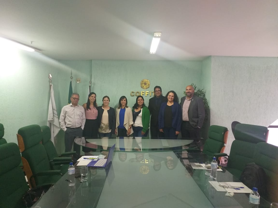 Comissão de Educação do COFFITO estuda DCNs, estágios e modalidade EaD